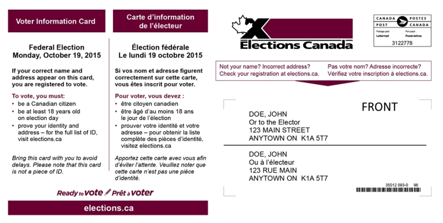 VotersCard