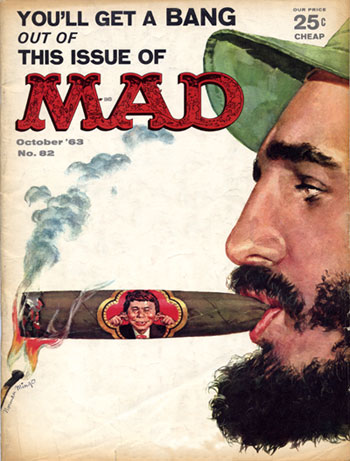 Castro and My Cold War Childhood